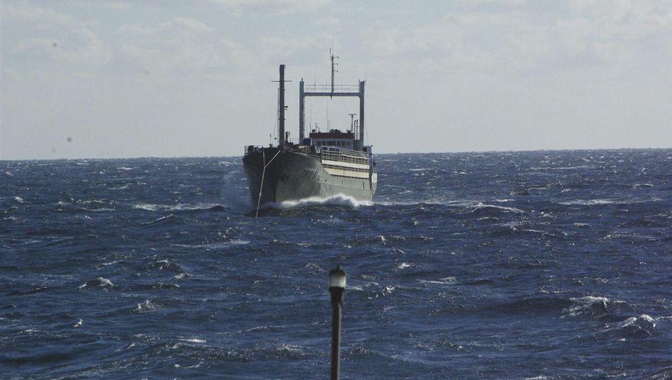 Flüchtlinge auf dem Mittelmeer: Das Millionengeschäft mit den Geisterschiffen