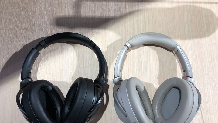 Sony WH-1000X M3: Kopfhörer an, Umgebung aus