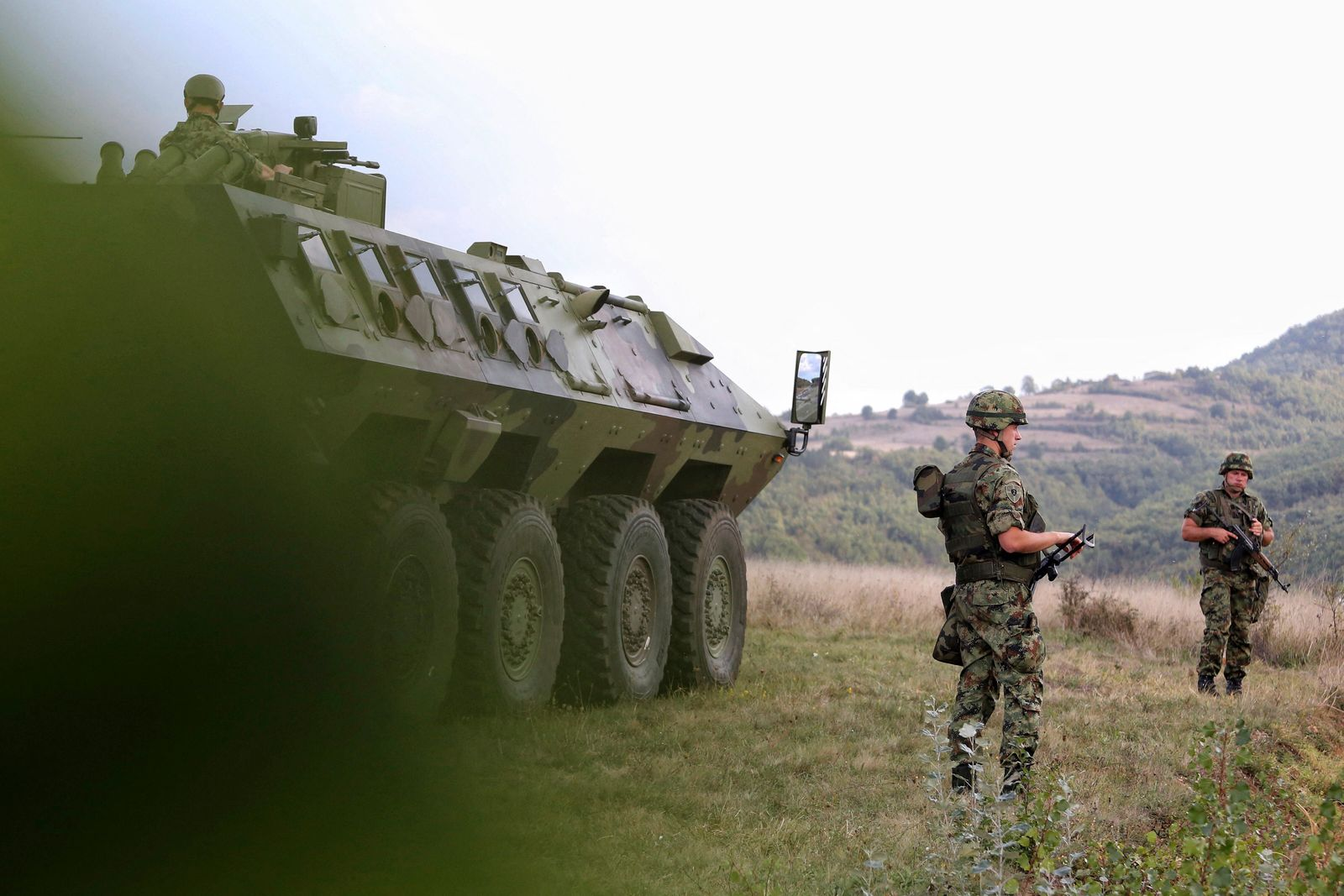 SERBIA-KOSOVO-POLITICS