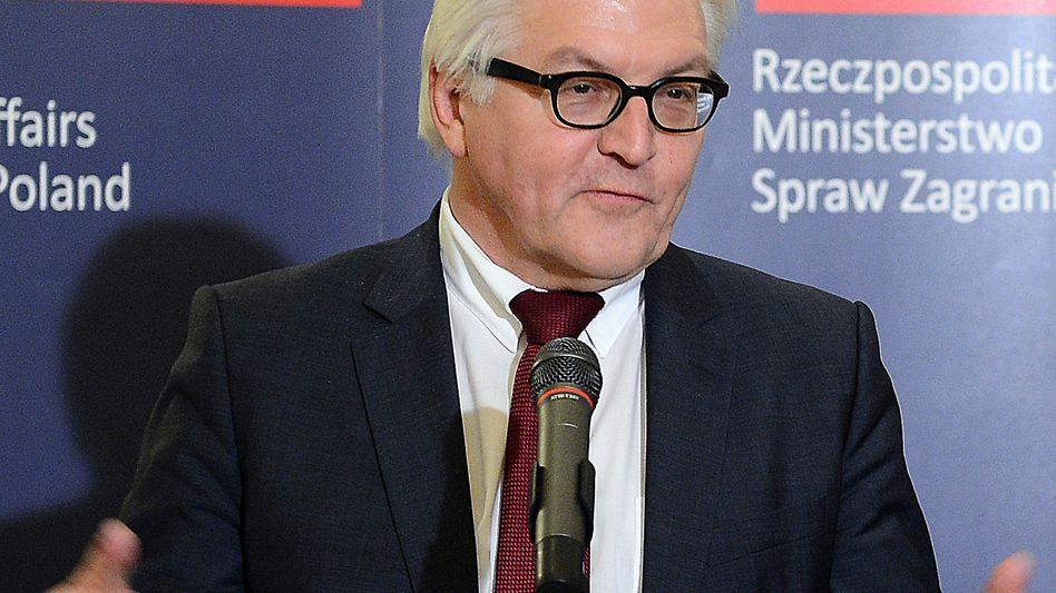 Frank-Walter Steinmeier in Warschau: Wiedersehen mit einem alten Bekannten