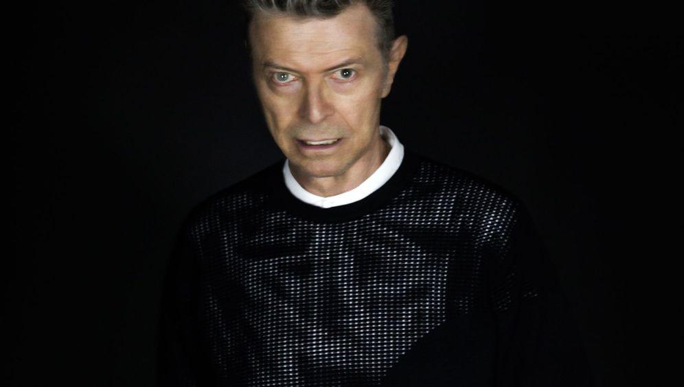 Neues Bowie-Album: Er ist ganz da