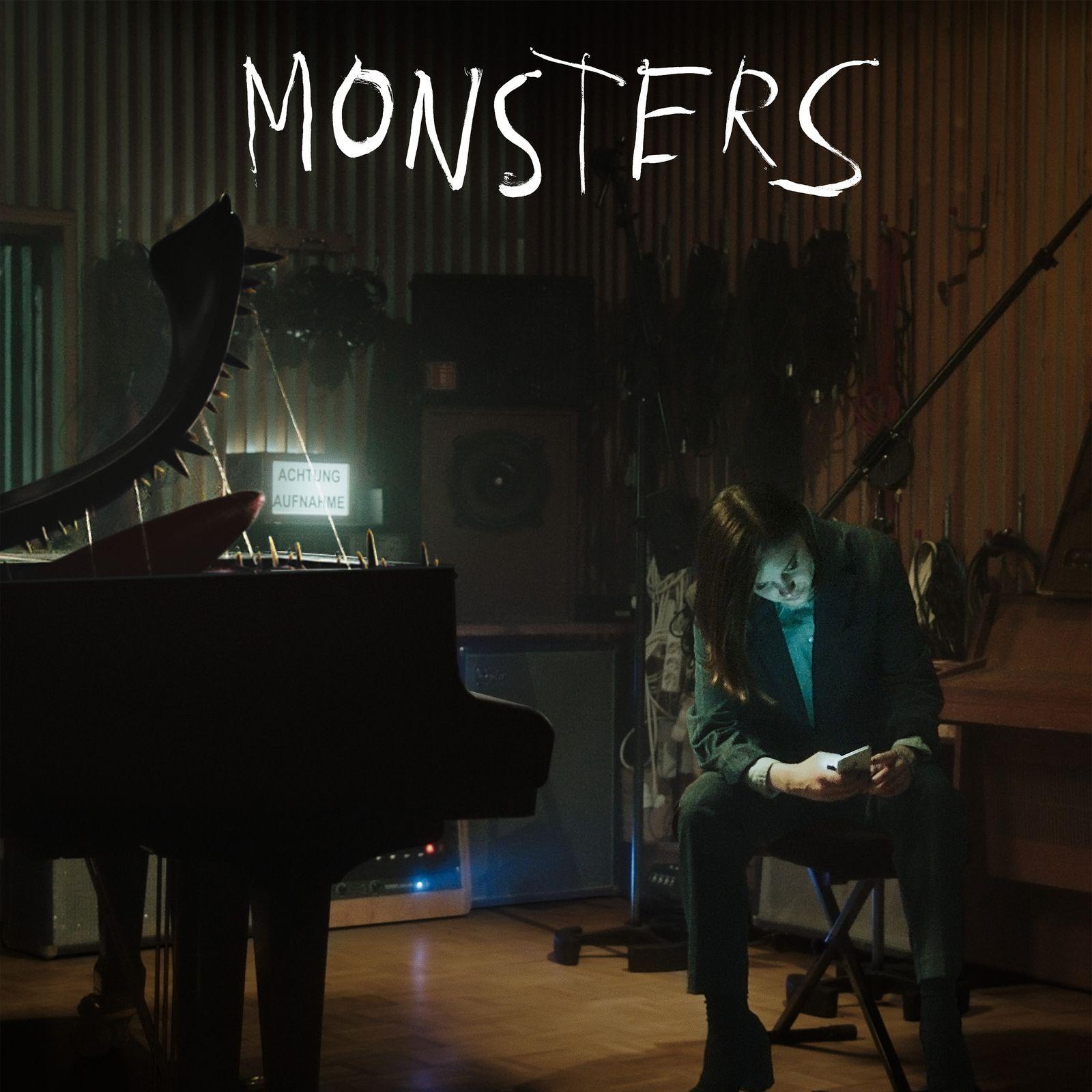 Sophia Kennedy Album Cover Monsters