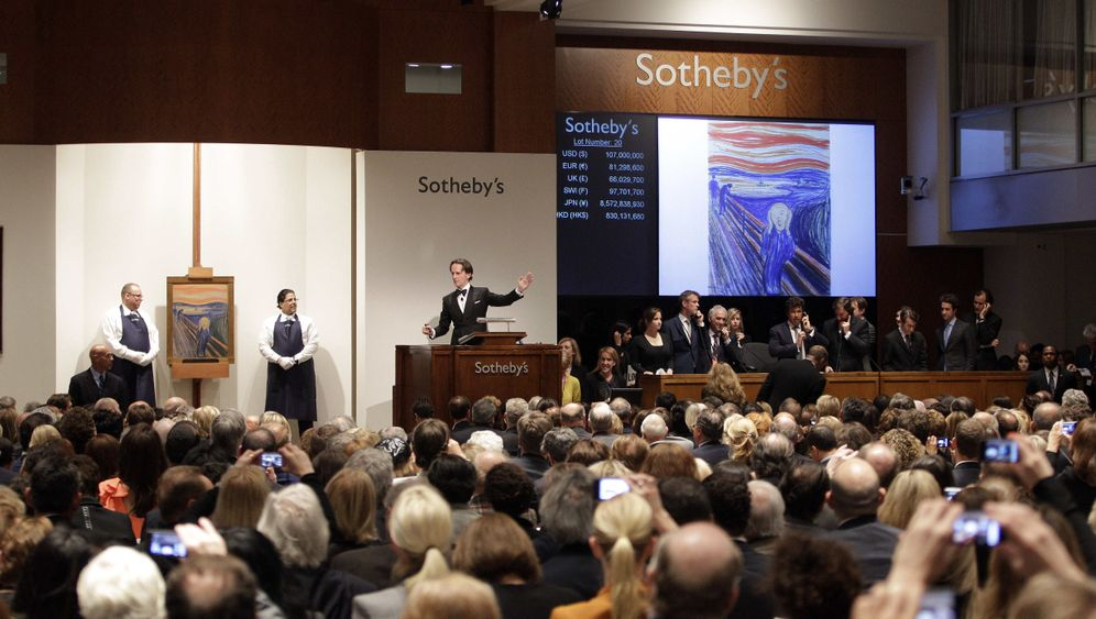 Photo Gallery: Democratizing the Art Trade