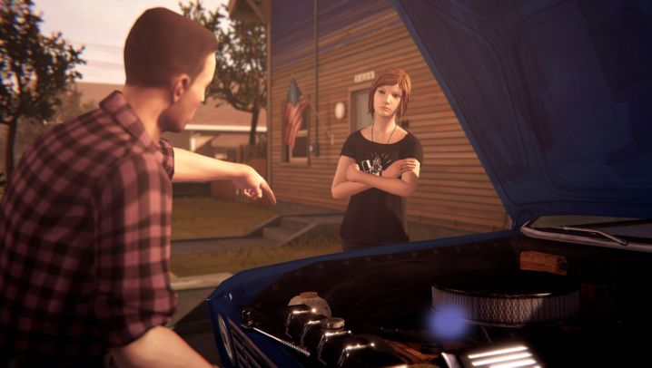 """""""Life is Strange""""-Ableger: Das ist """"Before the Storm"""""""