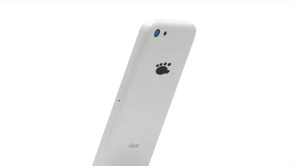iPhone-Klon Basic Bear: Verwirrung in der Blogosphäre