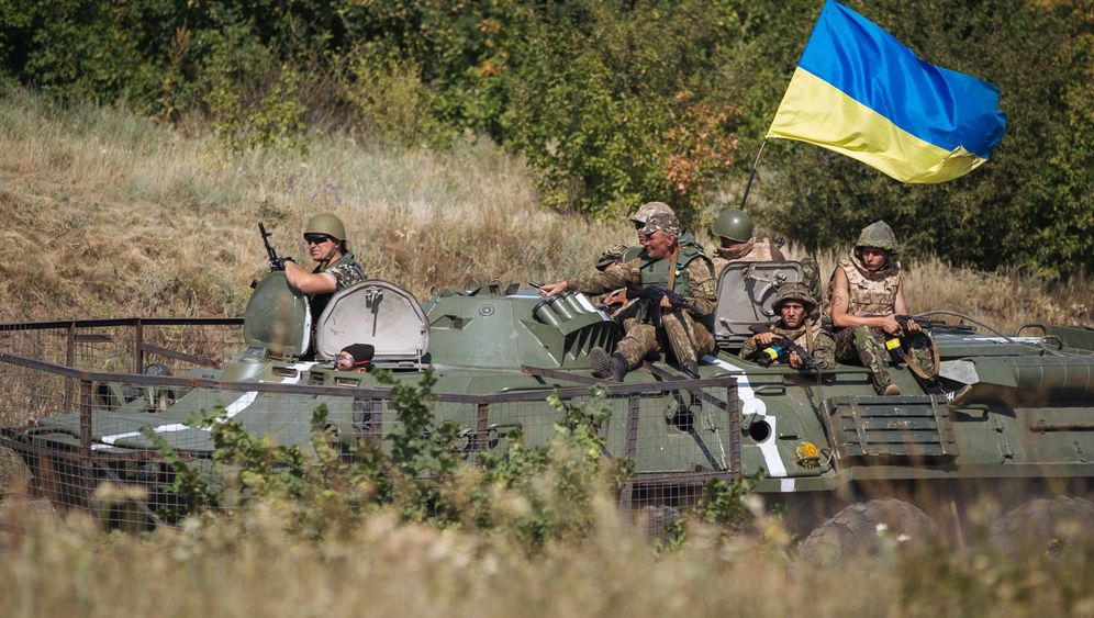 Ostukraine: Heftige Kämpfe um Donezk