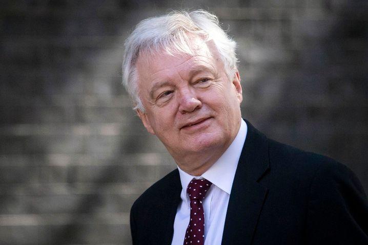 Ehemaliger Brexit-Minister David Davis