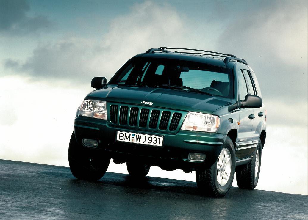 1999 / Jeep Grand Cherokee