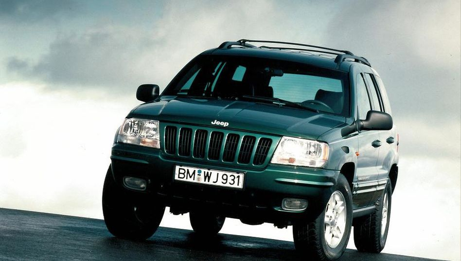 Jeep Grand Cherokee: In den USA inspiziert Chrysler 2,7 Millionen Autos