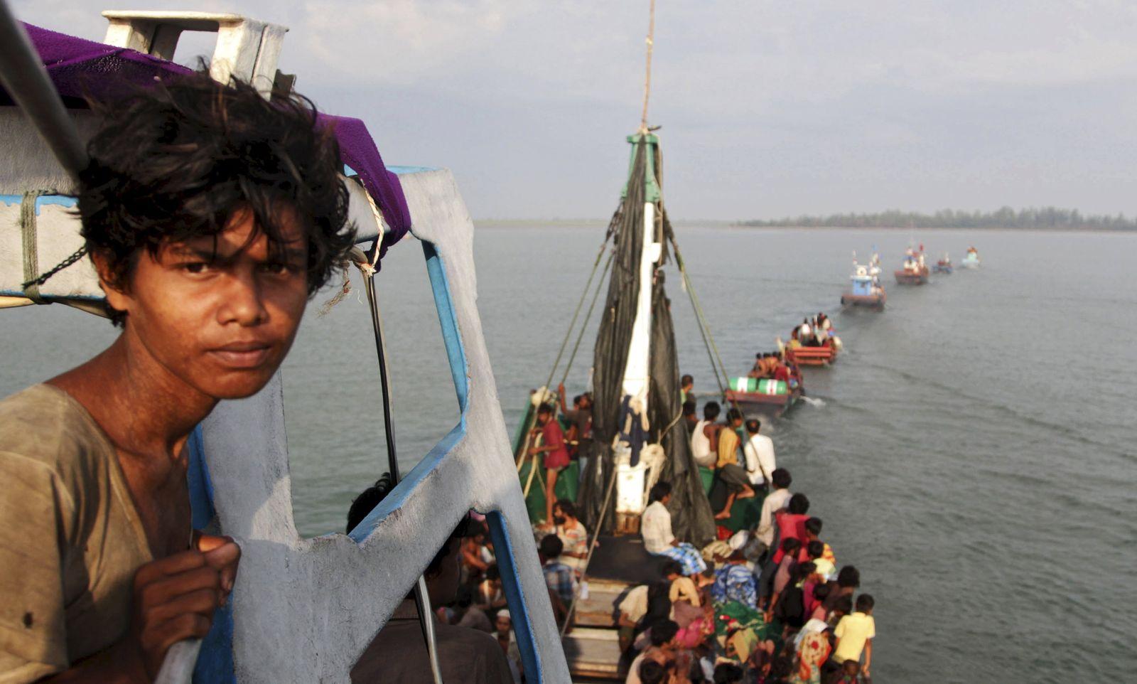 Bangladesch/ Flüchtlinge
