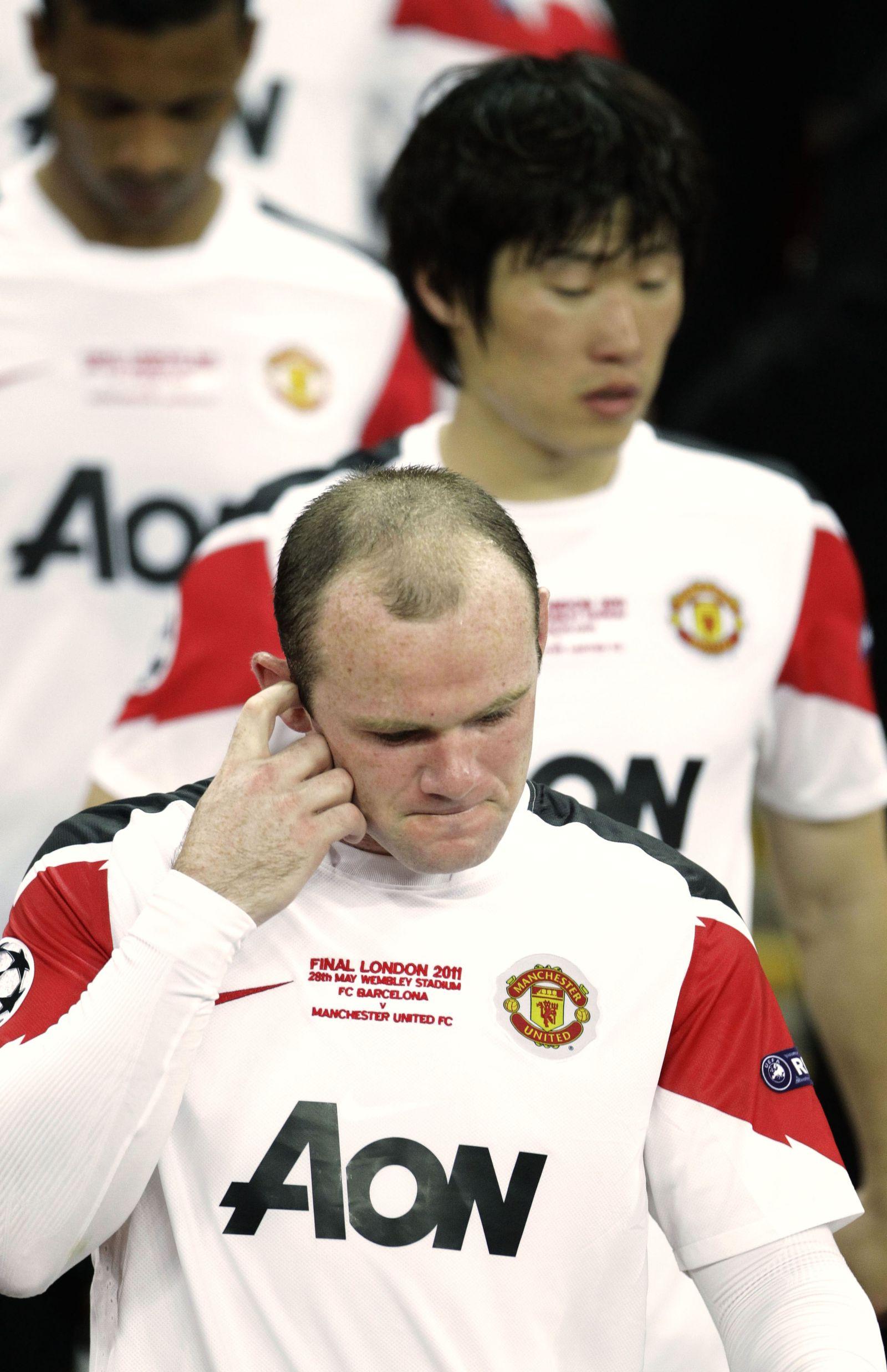 Rooney CL-Finale