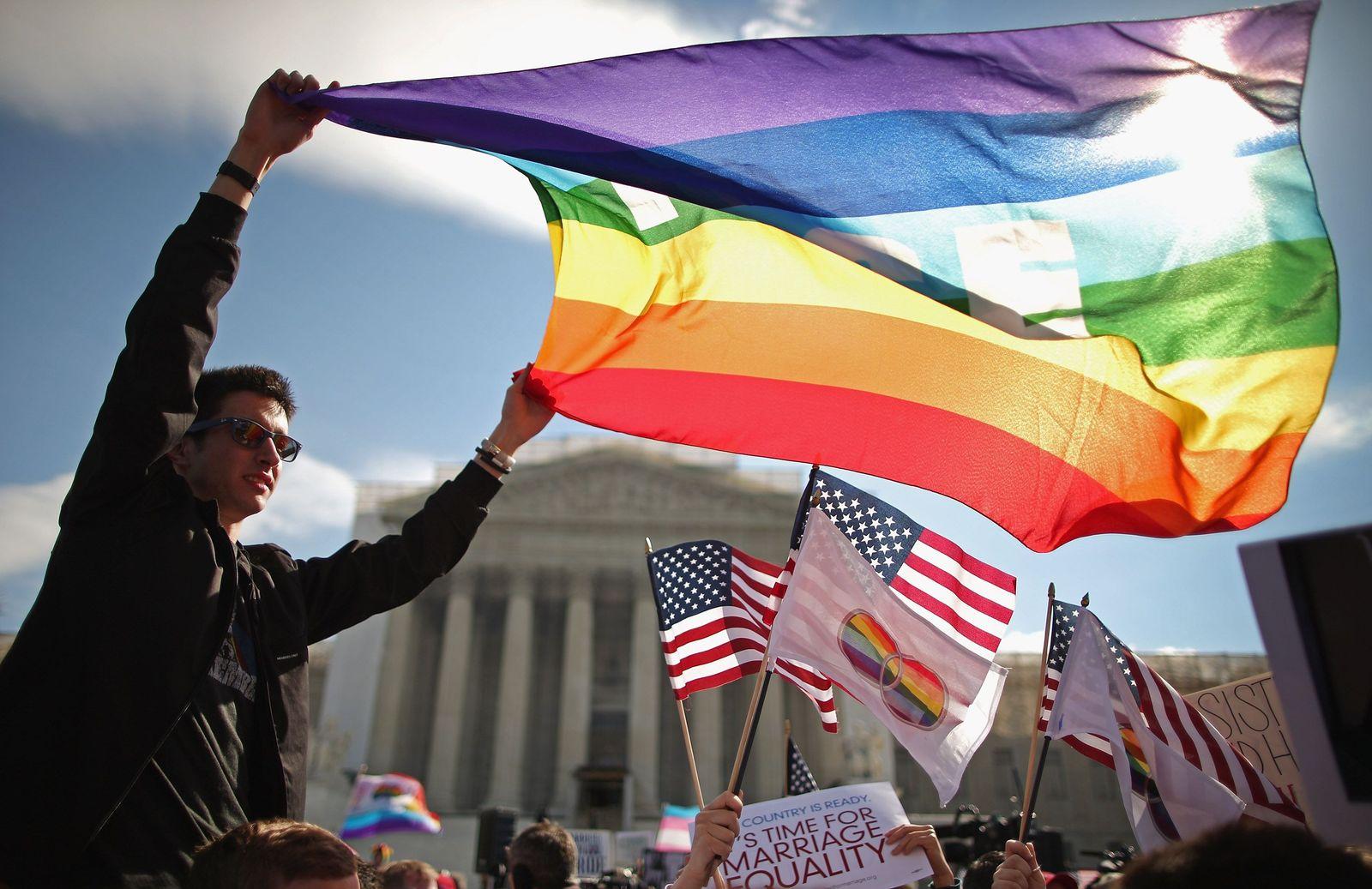Homo-Ehe Supreme Court