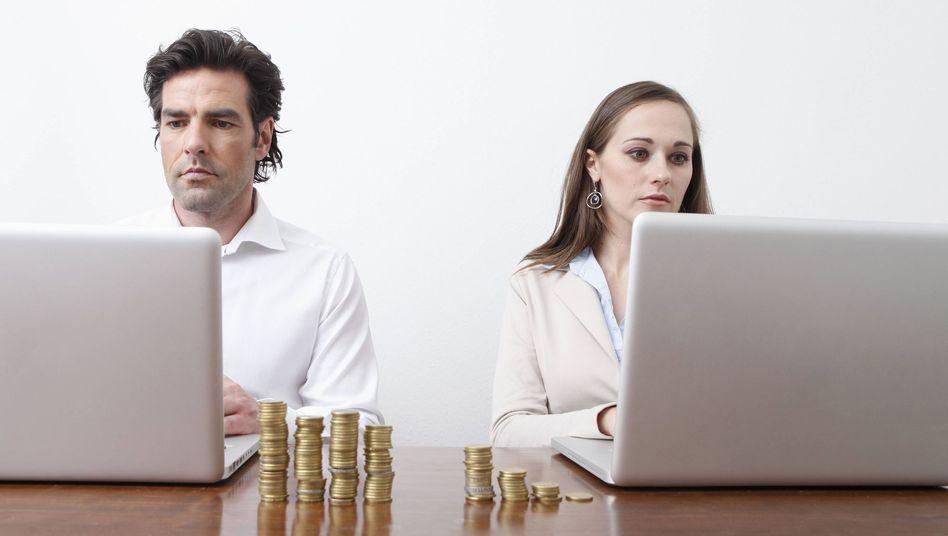 frauen verdienen weniger als männer