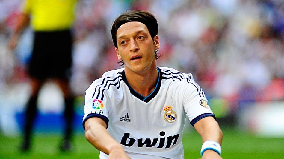 """Real-Profi Özil: """"Was für ein schlechter Tag!"""""""