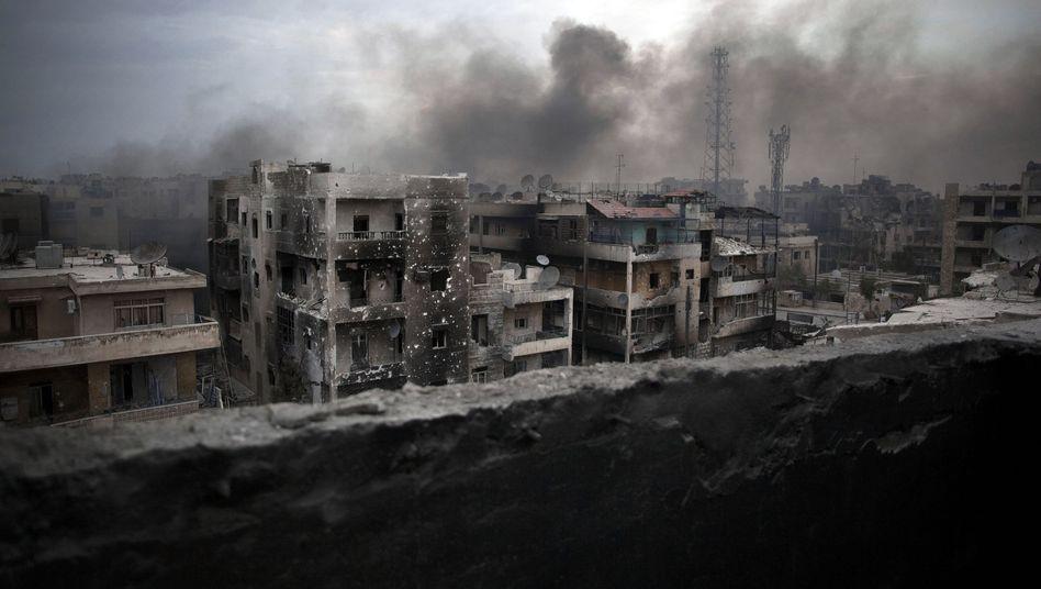Aleppo in Syrien (Archivbild)
