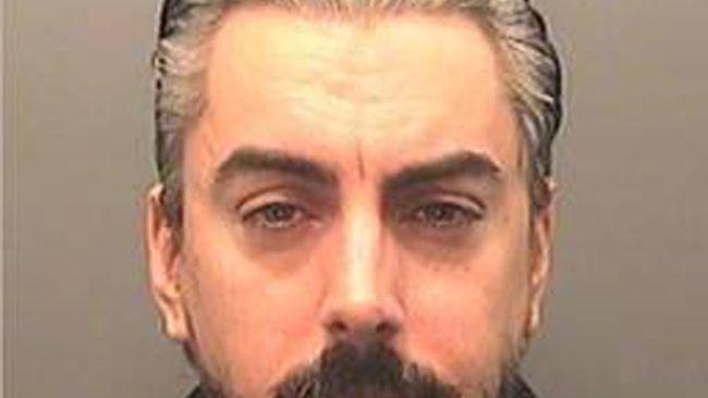 Polizeifoto von Ian Watkins: 35 Jahre Haft für Lostprophets-Sänger