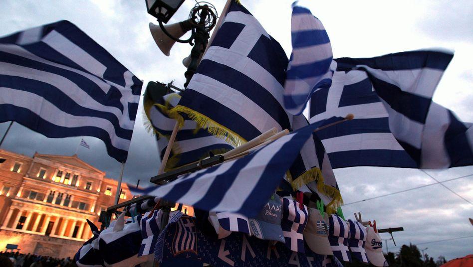 Regierungsgebäude in Athen: Neue Sorgen um Griechenland