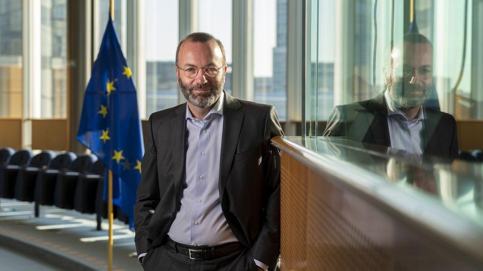 "Unionspolitiker Weber: ""Das muss man auch in Berlin begreifen"""
