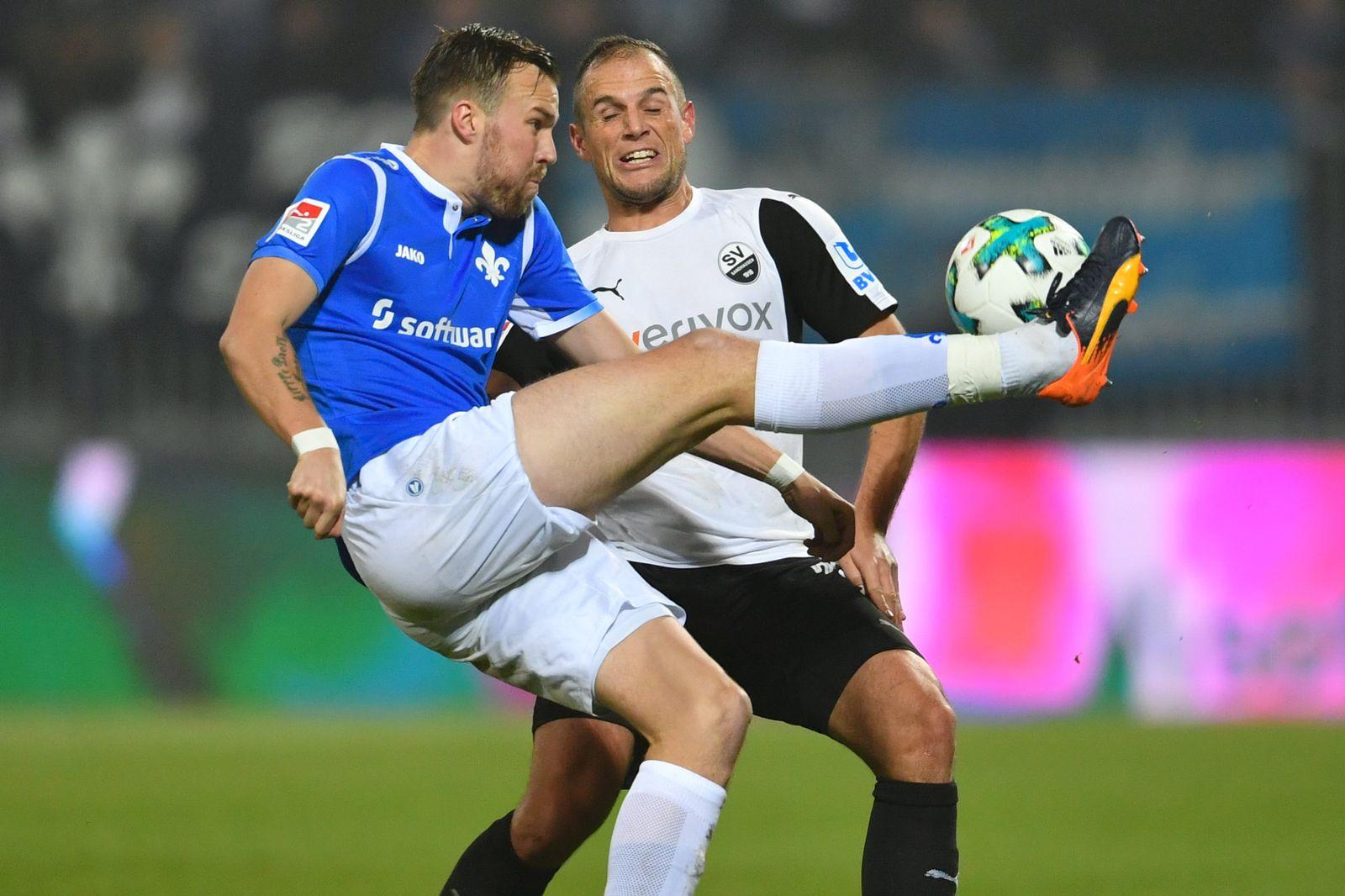 Darmstadt 98 - SV Sandhausen