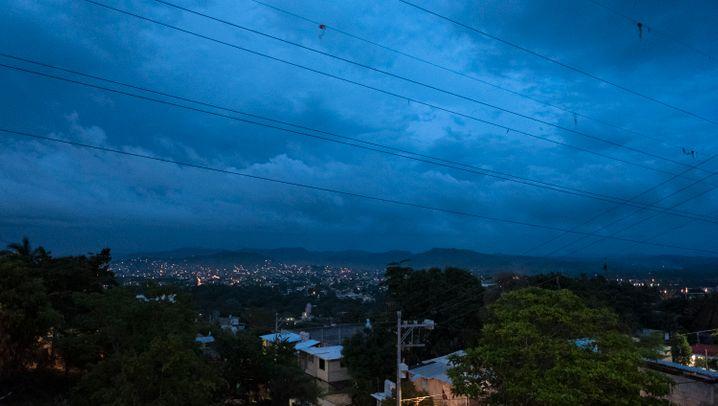Acapulco: Auf der Suche nach den Liebsten