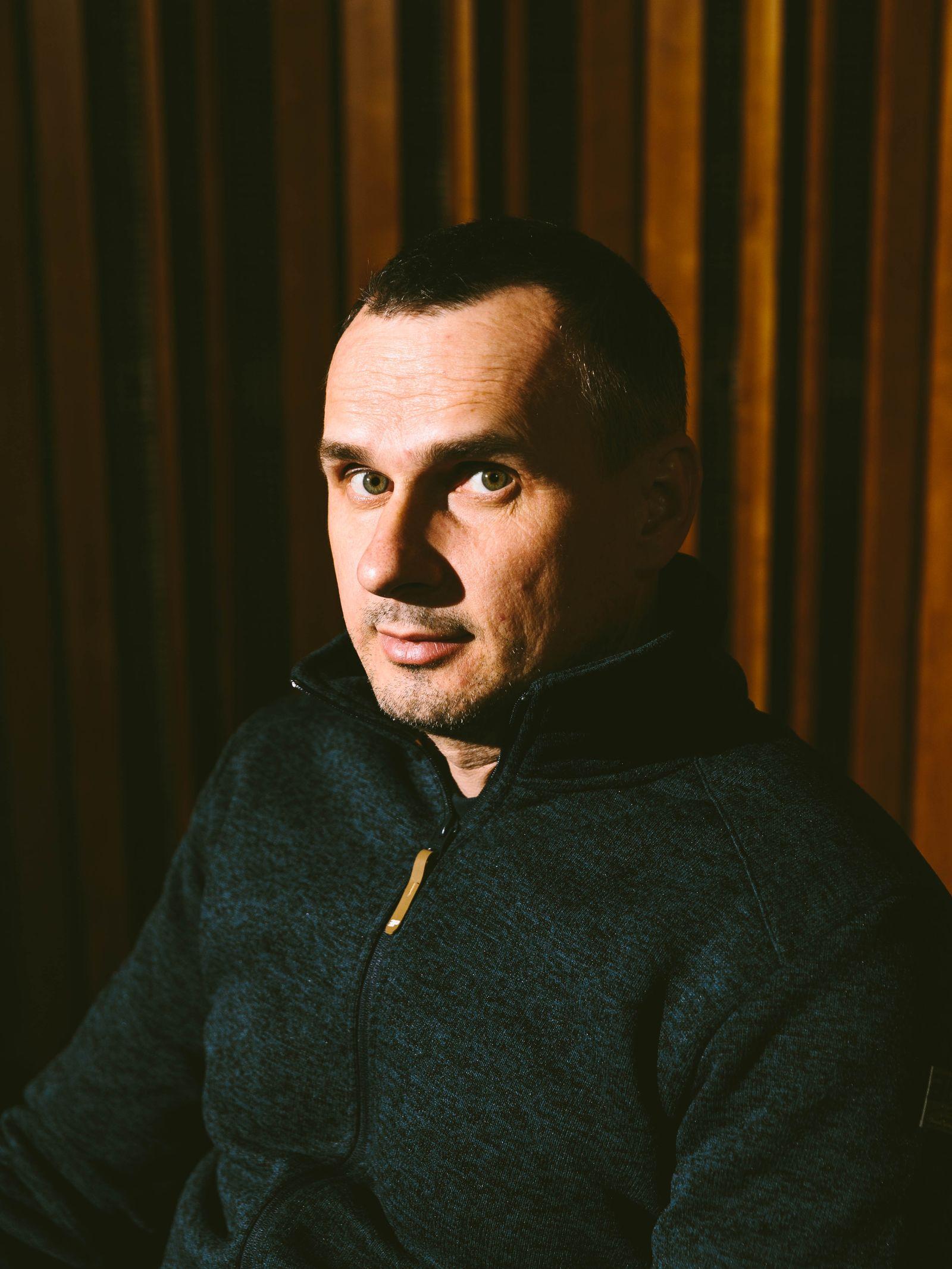 EINMALIGE VERWENDUNG Oleg Sentsov (2018)