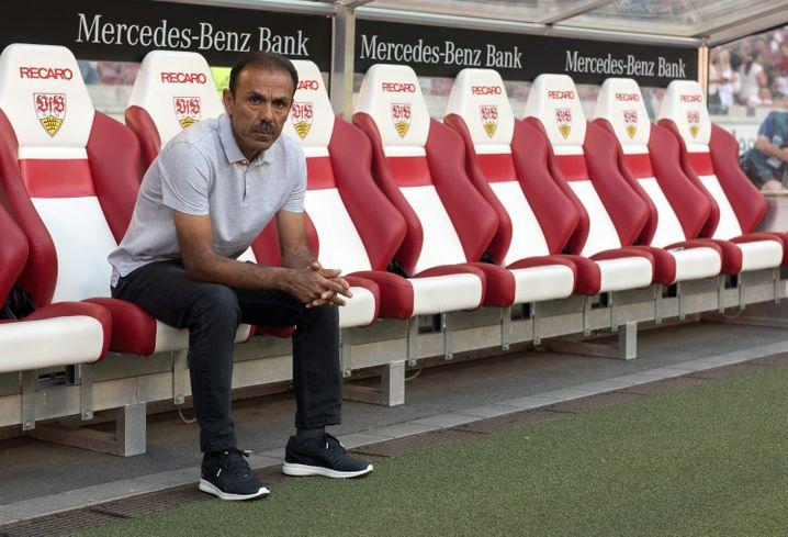 Jos Luhukay arbeitete in Deutschland zuletzt beim VfB Stuttgart, wo er im September 2016 nach nur vier Saisonspielen zurücktrat