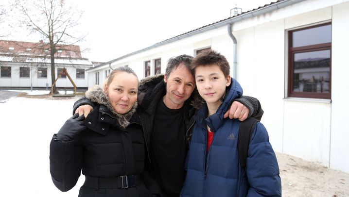 Sohn eines Spätaussiedlers: Wie Sergey Getts zum Deutschen wurde