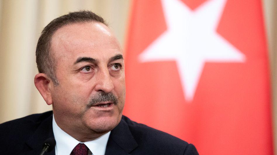 """Türkischer Außenminister Cavusoglu: """"Was ist mit der EU?"""""""