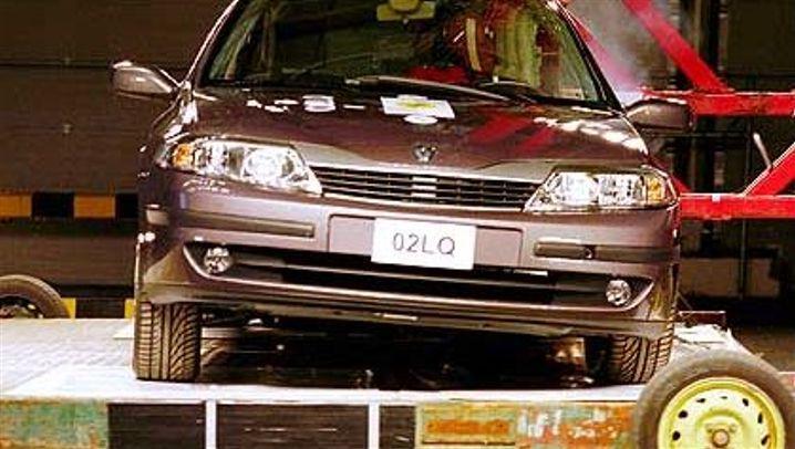Zehn Jahre Euro-NCAP-Crashtests: Hier fliegen die Fetzen