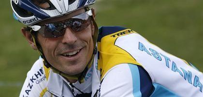 Astana-Fahrer Klöden: Start in Italien, Ausschluss in Frankreich