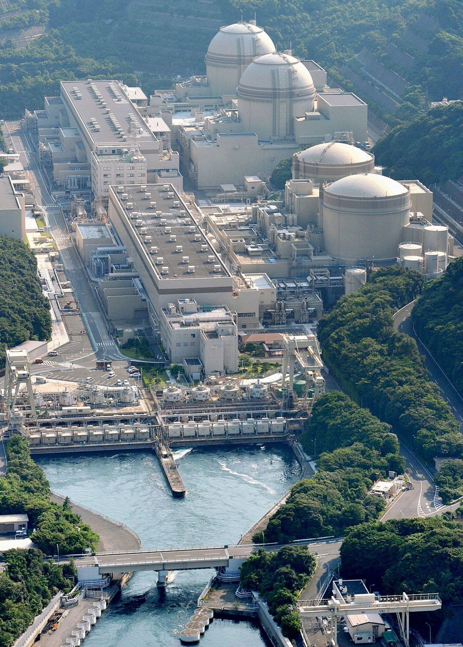 Japan / Atomkraftwerk / Ohi