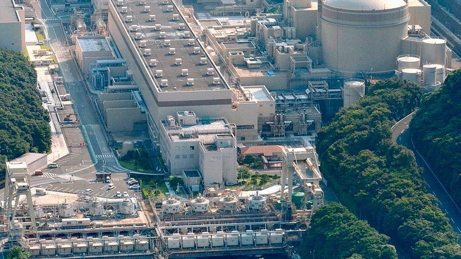 AKW Oi: Japan wird zwei Reaktoren wieder in Betrieb nehmen