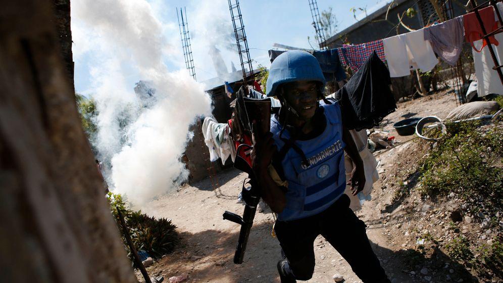 Haiti: Schleppende Hilfe, verzweifelte Menschen