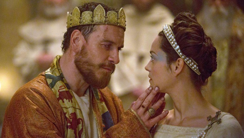 """""""Macbeth"""" im Kino: Will das Schicksal ihn als König"""