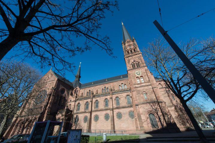Johanneskirche in Freiburg