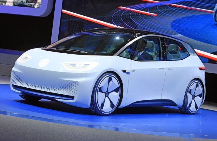 E-Mobil-Studie VW ID
