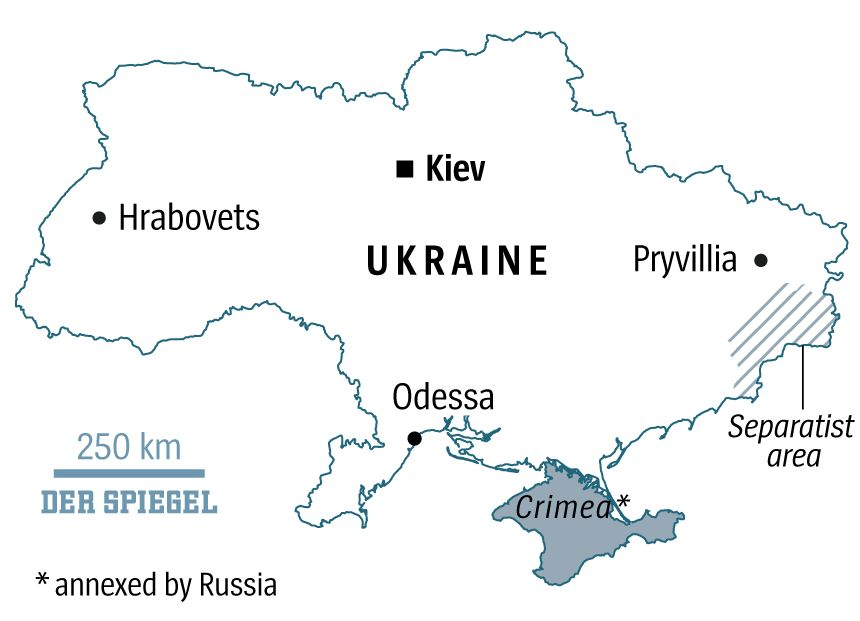 DER SPIEGEL 16/2019 Seite 83 - Ukraine