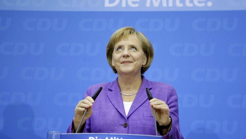 Bundestagwahl 2009: Sieg für Schwarz-Gelb
