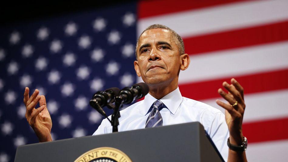 Russland in der Ukraine-Krise: Obama reicht's