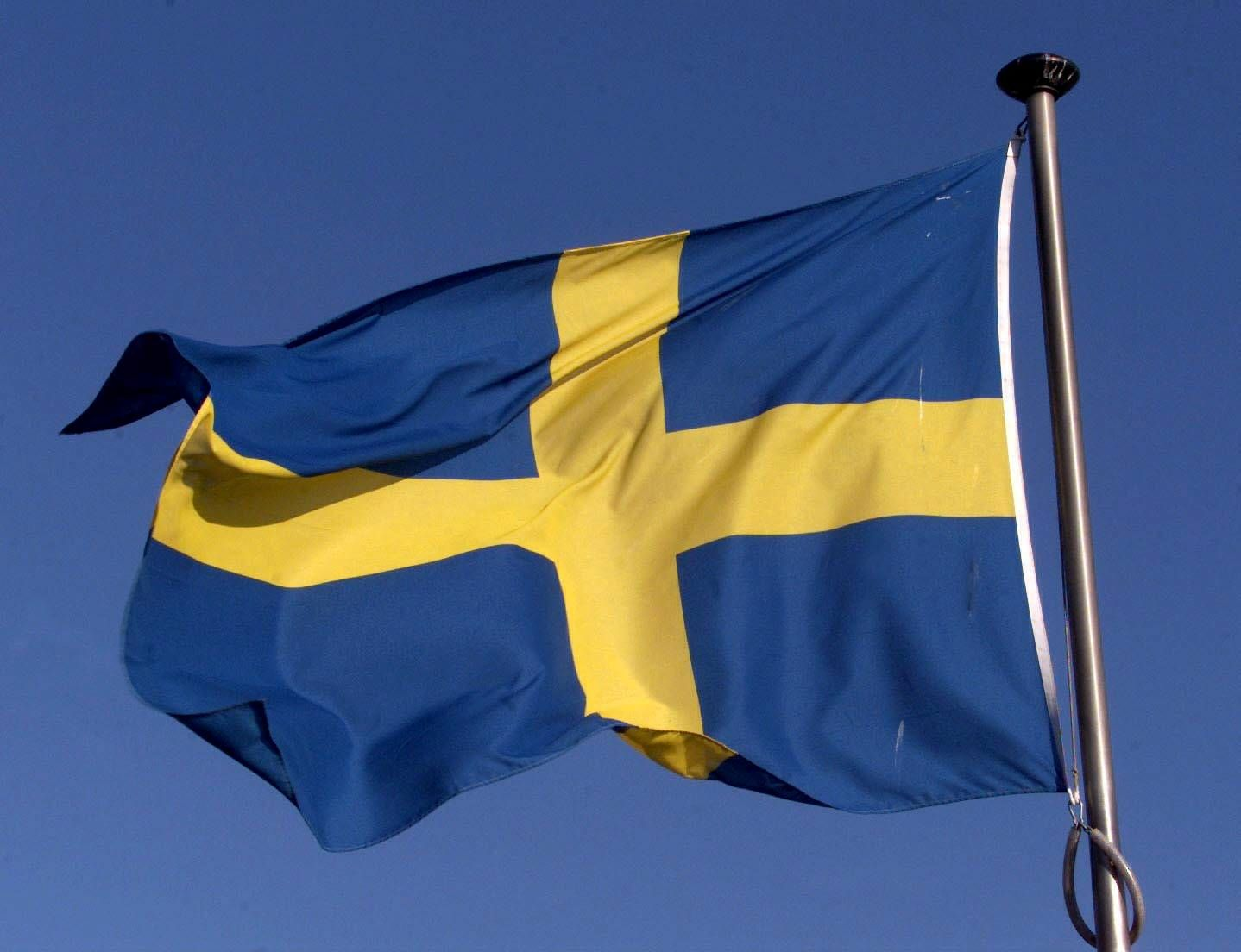 NICHT VERWENDEN Schweden Flagge