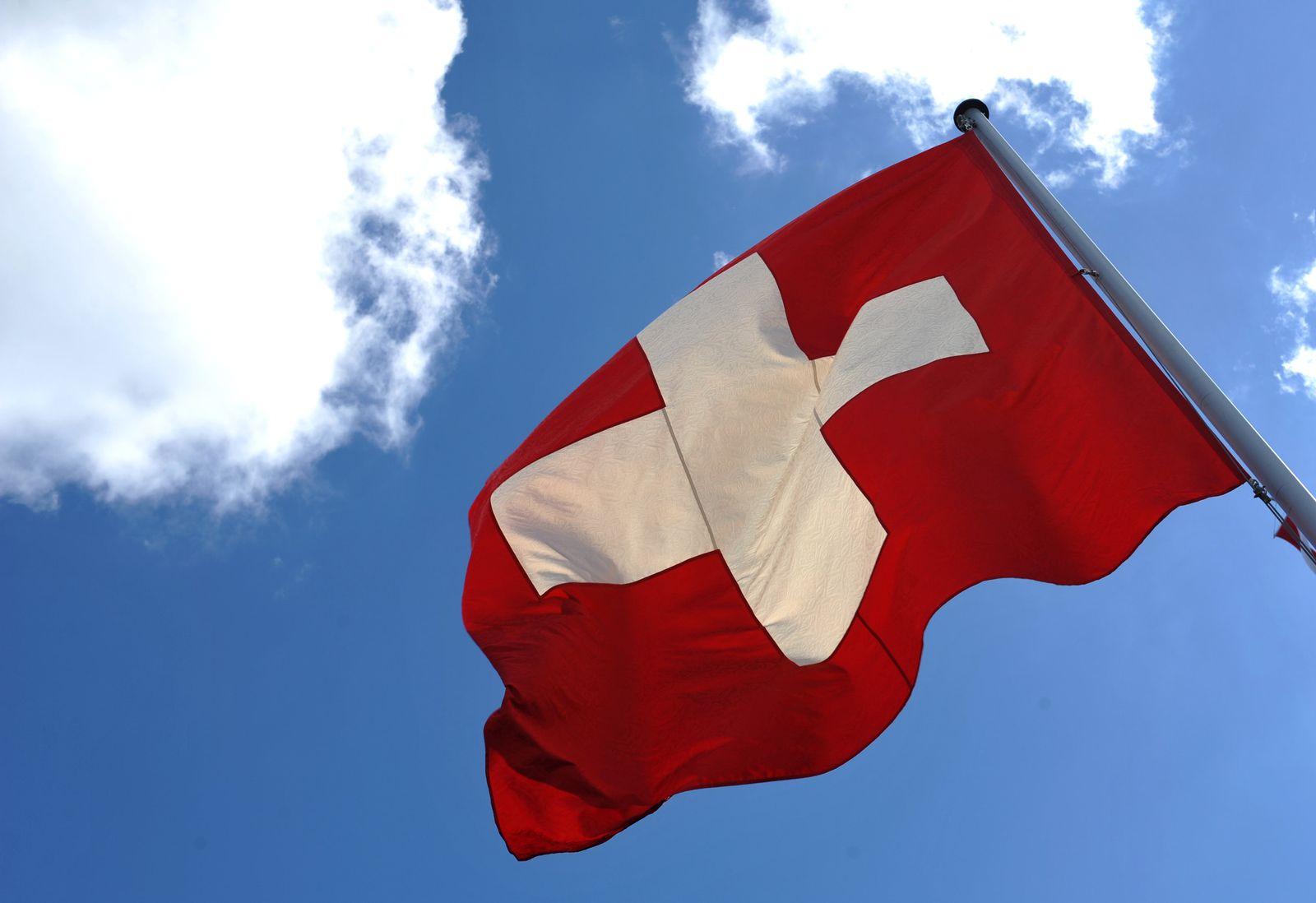 Schweizer Flagge
