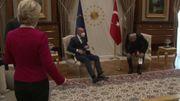 Erdoğans Sofa-Eklat
