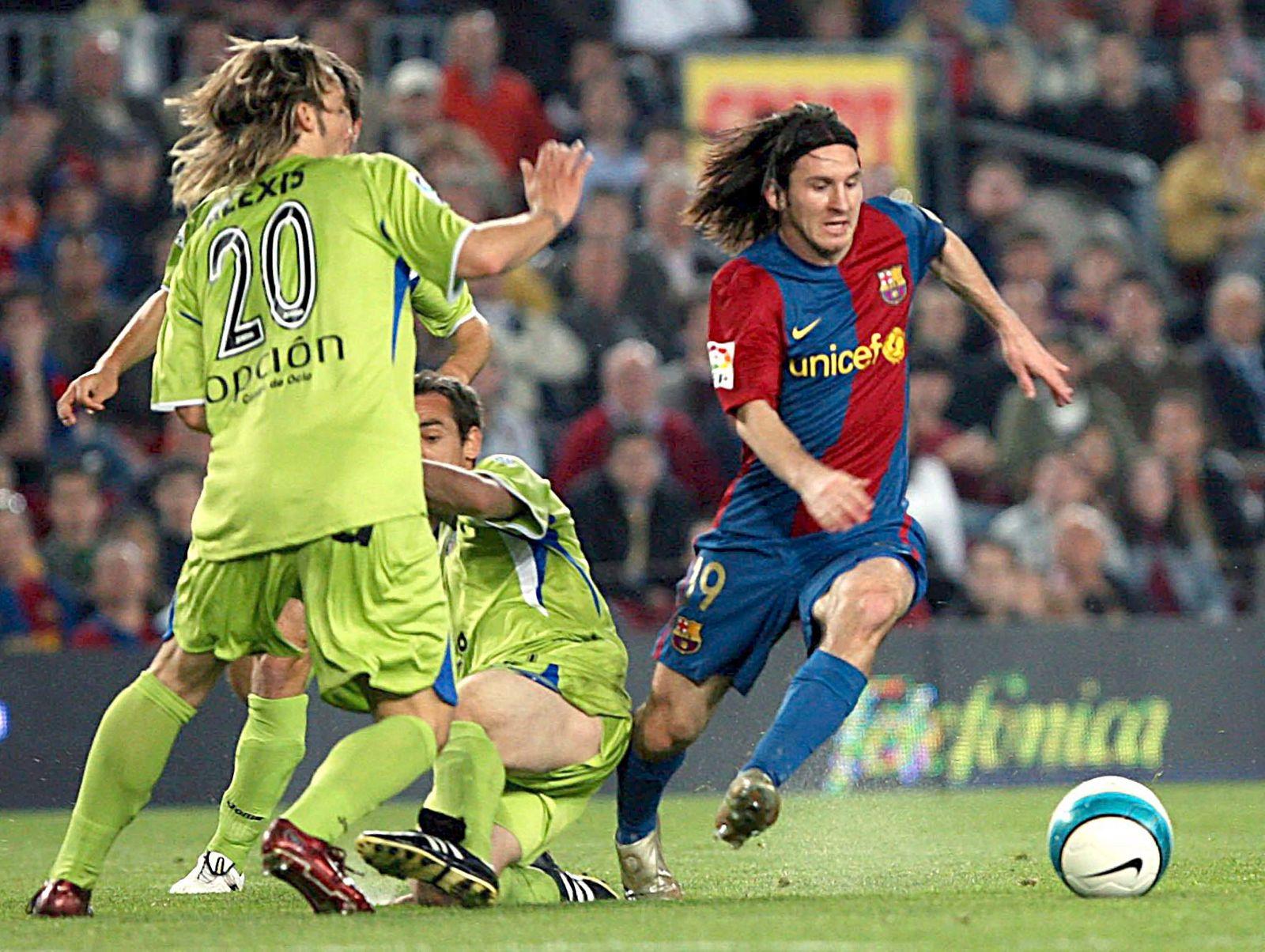 Copa del Rey - FC Barcelona - Getafe 5:2