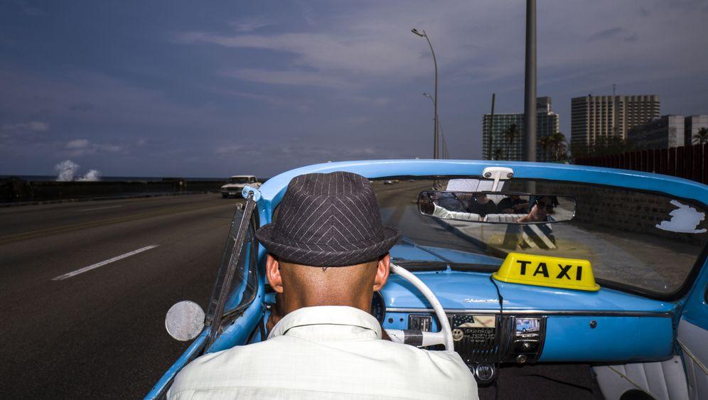 Kubas Oldtimer-Taxis: Auf der Rückbank durch Havanna