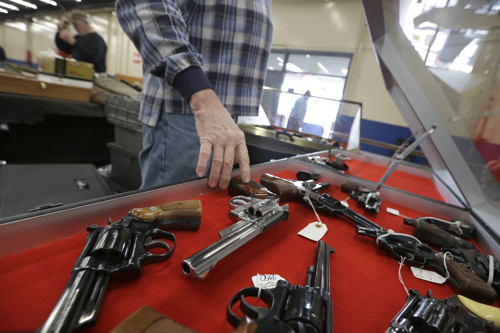 Arkansas Legislature Gun Bills