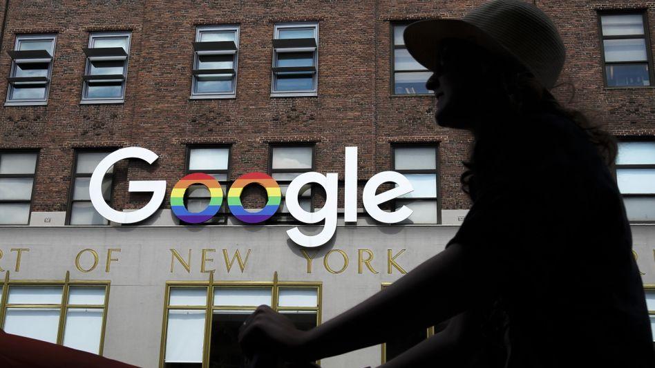 Google-Büro in New York