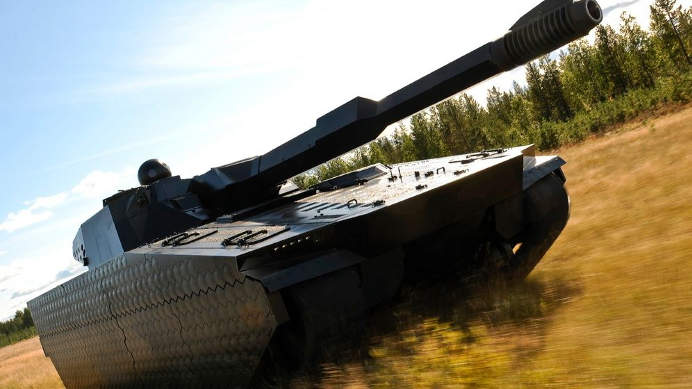 Panzer-Tarnkappe: Tarnung für Wärmesensoren