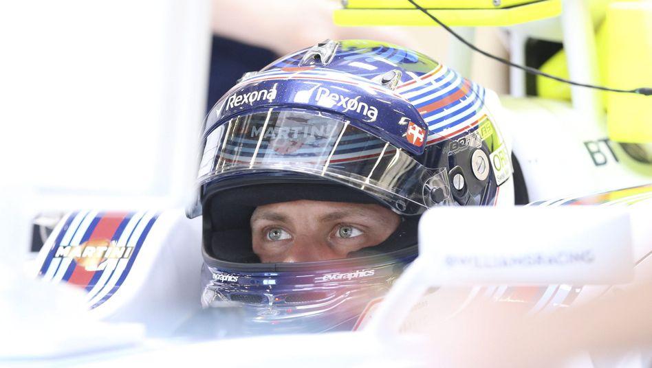 "Williams-Pilot Bottas: ""Als Team stärker geworden"""