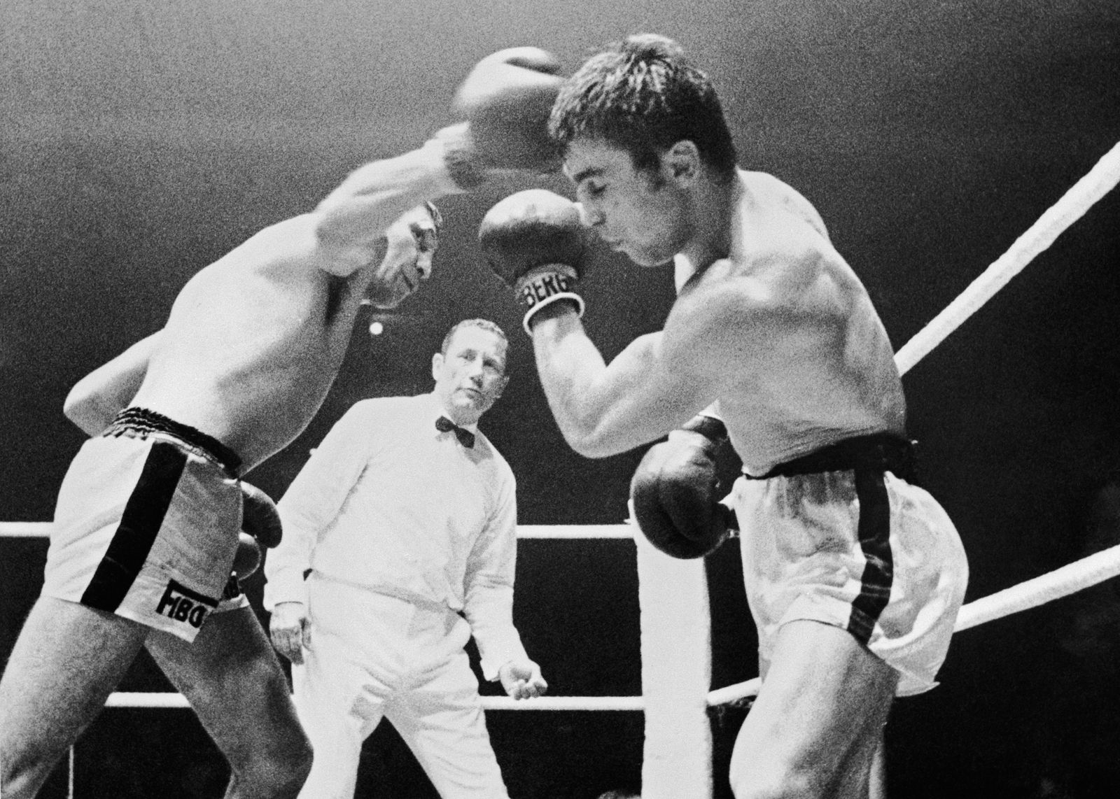 NICHT MEHR VERWENDEN! - Boxer gestorben im Ring/ Jupp Elze