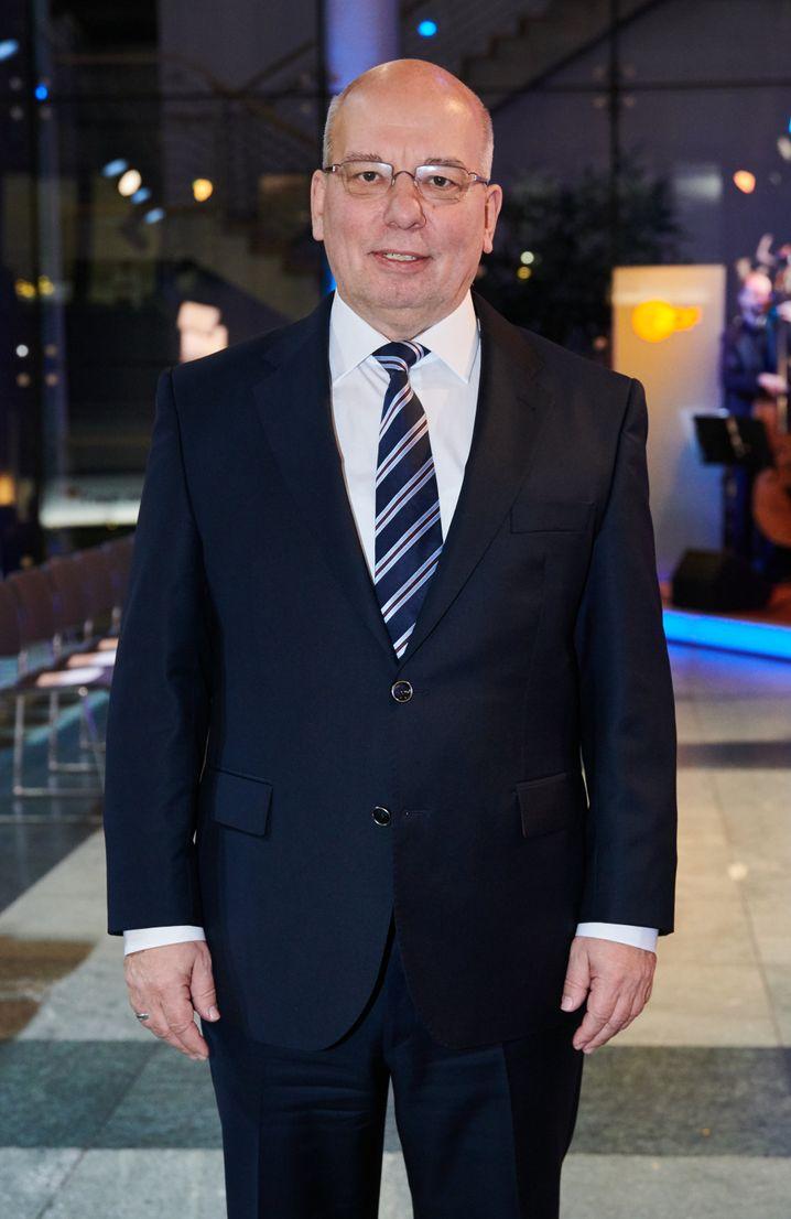 """Rainer Wendt: """"Das Kommando kam aus dem Kanzleramt"""""""